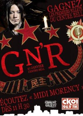 Podcast GUNS N ROSES CHILE RADIO www.gunsnroseschile.cl