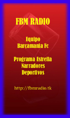 Podcast BARÇAMANIA FC RADIO. FBM RADIO.