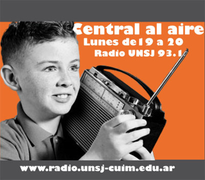 Podcast Central al Aire 2012