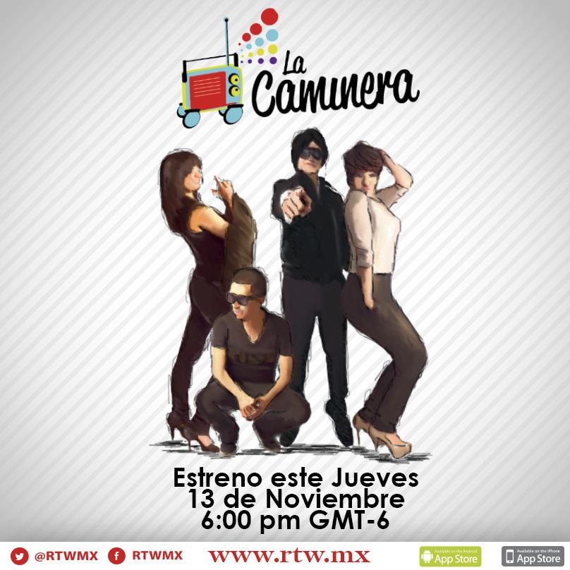 <![CDATA[La Caminera (Podcast) - www.poderato.com/lacaminera]]>