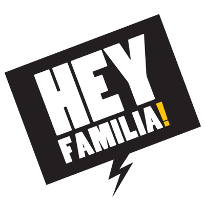 Podcast Hey Familia!