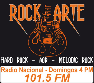 Podcast Rock Arte :: Lo mejor del Hard Rock - AOR - Melodic Rock