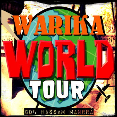 Podcast Warika: World Tour