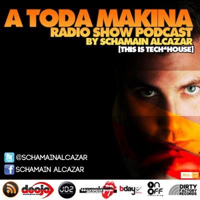 Podcast A TODA MAKINA RADIO SHOW