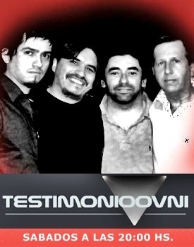 Podcast TESTIMONIO OVNI RADIO 2012