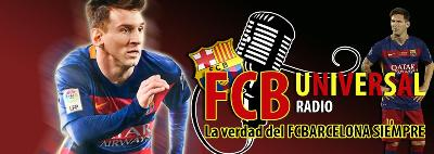 Podcast FCB UNIVERSAL