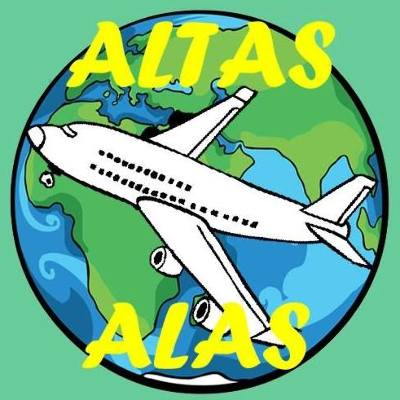 Podcast Altas Alas