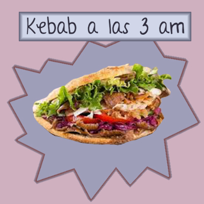 Podcast Kebab a las 3am