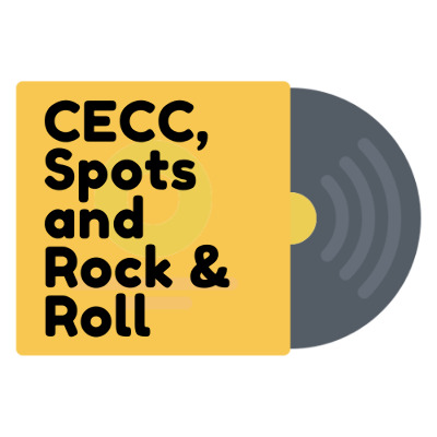 Podcast CECC, SPots and Rock & Roll