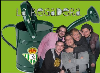 Podcast La Regadera de Radio Betis